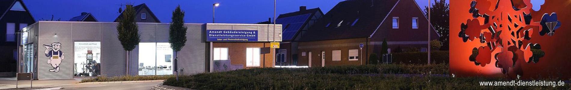 Gebäudereinigung Münster, Amendt Dienstleistungsservice, Firmenzentrale Telgte