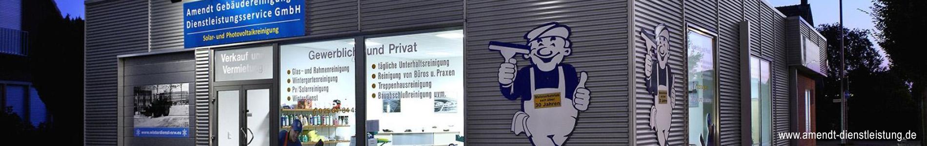 Gebäudereinigung Münster, Amendt Dienstleistungsservice, Firmenzentrale Telgte 2
