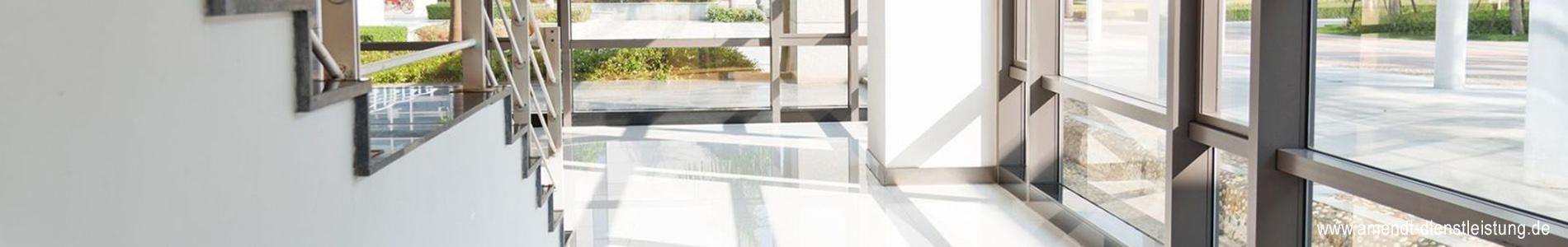 Treppenhausreinigung Münster, Amendt Dienstleistungsservice, Gebäudereinigung