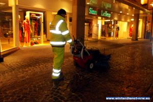 Winterdienst Streudienst Räumdienst Münster Amendt Dienstleistungsservice Innenstadträumung