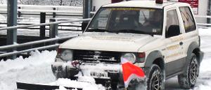 Winterdienst Streudienst Räumdienst Münster Amendt Dienstleistungsservice Räumfahrzeug 2
