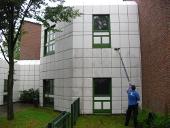 Fassadenreinigung Außenfassadenreinigung Spezialreiniger