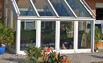 Wintergartenreinigung Glasreinigung Fensterreinigung