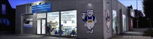 Gebäudereinigung Münster, Gebäudereinigung, Amendt Dienstleistungsservice, Firmenzentrale