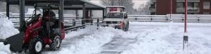 Gebäudereinigung Münster, Winterdienst, Amendt Dienstleistungsservice