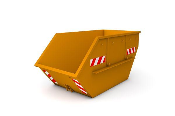 Bauabschlussreinigung Münster Amendt Dienstleistungen Container