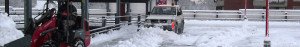 Winterdienst Streudienst Räumdienst Münster, Amendt Dienstleistungsservice, Gebäudereinigung