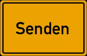 Senden-Glasreinigung